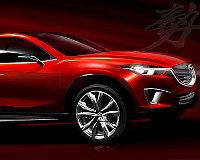 Mazda представит новый кроссовер CX-5 осенью