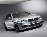 BMW дразнит концептом M5