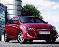 Стартует производство хетчбэка Hyundai Solaris