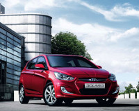 Хетчбэк Hyundai Solaris оценили в рублях
