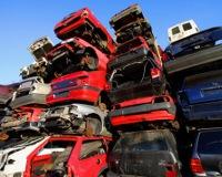 В России утилизируют 600 тысяч машин