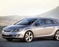 Opel привез в Россию универсал Astra