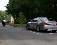 Машины научили предотвращать ДТП при левом повороте