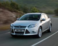 Новый Ford Focus разбили на «отлично»