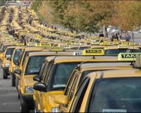 Таксистов начнут штрафовать с 1 января 2012 года