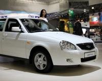 Рестайлинговая Lada Priora поступила в продажу