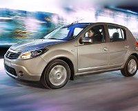 В продажу поступила спецверсия Renault Sandero
