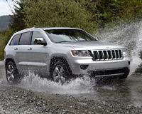 Внедорожники Jeep будут выпускать в России