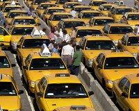 Таксисты готовят всероссийскую акцию протеста