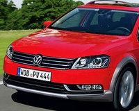 Volkswagen Passat станет внедорожником