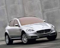 Maserati покажет конкурента Porsche Cayenne