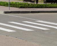 Пешеходных переходов станет меньше
