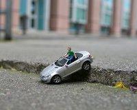 Из-за плохих дорог Россия теряет триллионы рублей