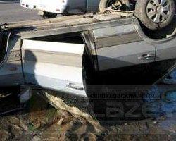 Езда кувырком на «девятках» погубила пассажиров