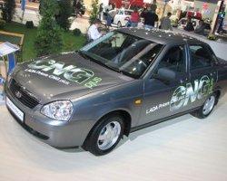 АвтоВАЗ переводит свои модели на газ