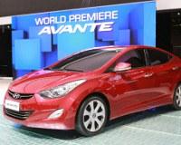 Hyundai привезла в Россию старшую сестру Solaris