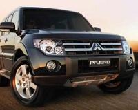 Mitsubishi Pajero обновился и подешевел