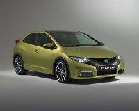 Honda показала новый Civic