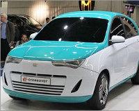 Ё-Авто представила две новые модели