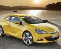На Opel Astra GTC повесили ценник