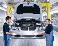 BMW хочет производить машины в России
