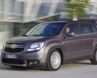 Стартуют продажи многоместного Chevrolet