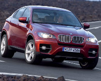 BMW готовит купе-кроссовер X4