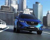 Паркетник Mazda CX-5 доберется до России в начале 2012 года