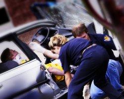 Водитель бросил пассажиров умирать после ДТП