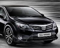 Обновленная Toyota Avensis прибавила в цене