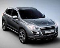 Peugeot и Citroen представили братские кроссоверы