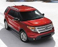 Новый Ford Explorer будут выпускать в России