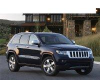 Jeep Grand Cherokee получит 8-ступенчатую АКПП