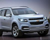 Chevrolet возрождает Trailblazer