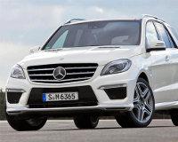 Представлен новый Mercedes ML 63 AMG