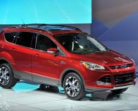Ford показал новую Kuga под маской Escape