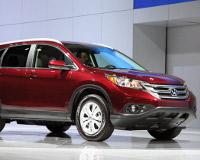 Honda официально представила CR-V