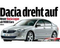 Renault Logan ждет смена поколений