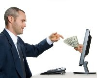 Штрафы разрешили оплачивать через Интернет