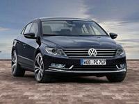 Volkswagen обновил купе Passat CC