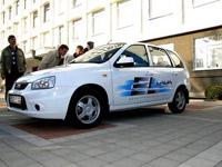 АвтоВАЗ начал испытания машины на батарейках