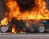 В Прикамье милиционер получил срок за поджог машины