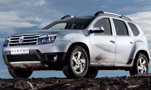 Renault назвала цену внедорожного Logan