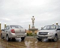 Люксовую Lada Granta оценили в рублях