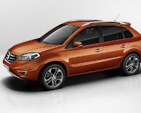 Renault назвала цену нового Koleos
