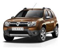 Кроссовер Renault Duster узнал себе цену в рублях