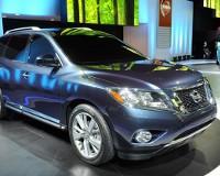 Новый Nissan Pathfinder стал семиместным