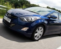 Hyundai Elantra стала автомобилем года