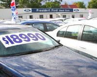 Автомобили встретили 2012-й год подорожанием