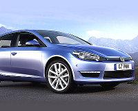 Новый Volkswagen Golf представят в 2012 году
